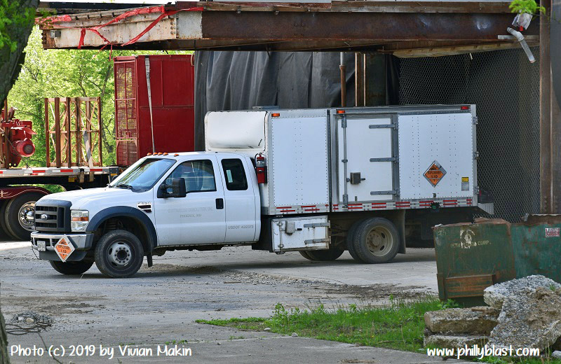 CDI Explosive Hauler Truck